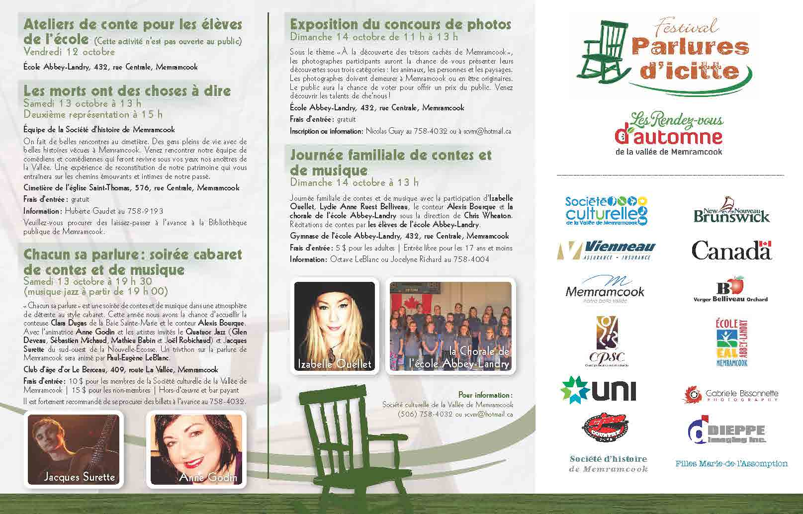 Brochure Parlure Dicite Page 1